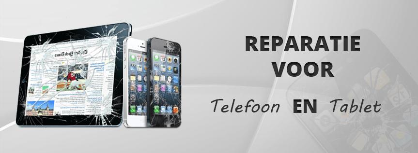 Smartphone-tablet-reparatie