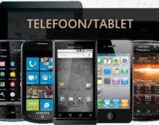 Telefoon-Tablet